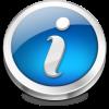 кнопку info