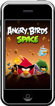Angry Birds: Space 2012 для Android