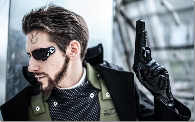 Фильм Deus Ex: Human Revolution