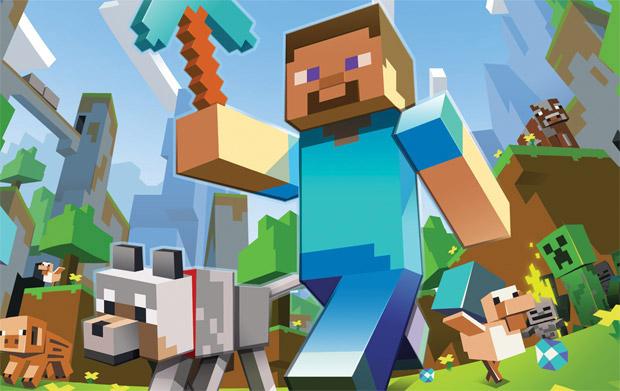 История создания Minecraft