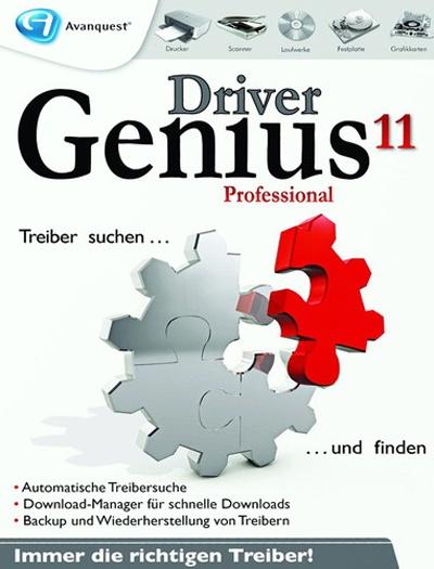 Driver Genius Professional 11 +krack