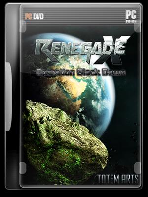 Renegade X: Black Dawn скачать торрент