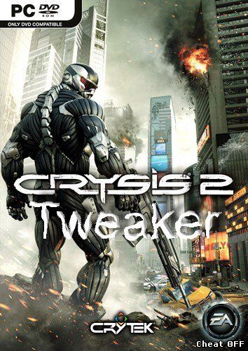 Crysis 2 tweaker